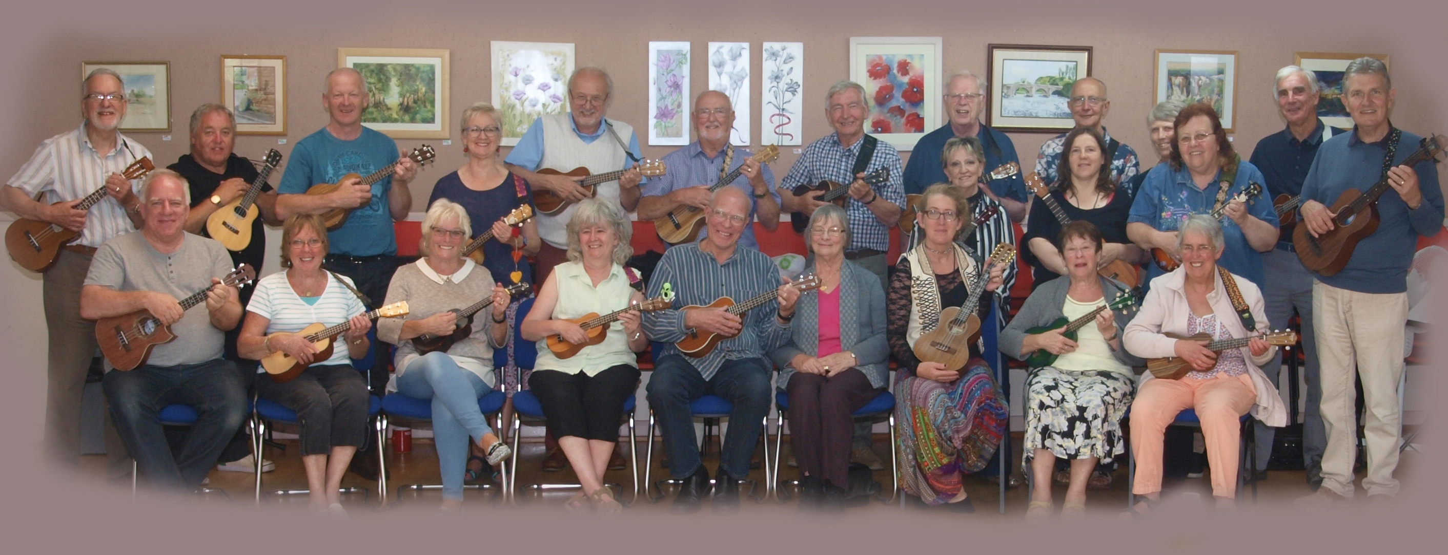 Garstang Ukulele Group